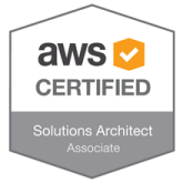 AWS Badge - Antonio Feijao - AWS Certified Solutions Architect - Associate certificate